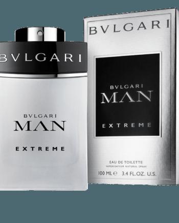 BVLGARI Man Extreme box and bottle