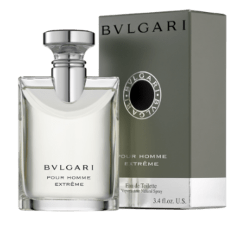 BVLGARI Pour Homme 100ml bottle and Box