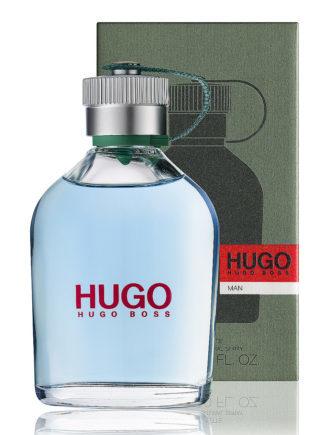 Hugo Boss Man Green Box and bottle