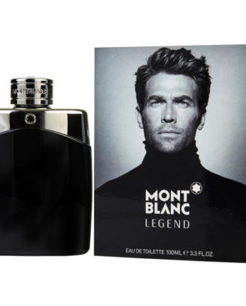 Mont Blanc Legend EDT 100ml Box and bottle